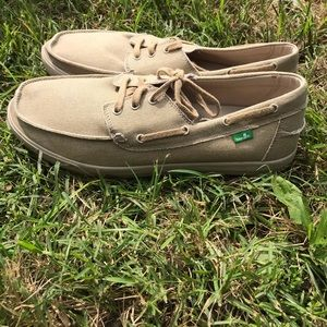 Sanuk Men Boat Shoes